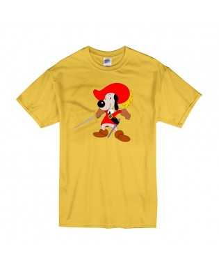 Camiseta 'D'Artacán