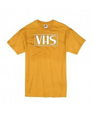 Camiseta Cinta VHS Años 80