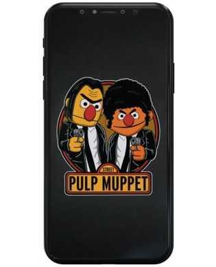 Funda móvil Pulp Muppet