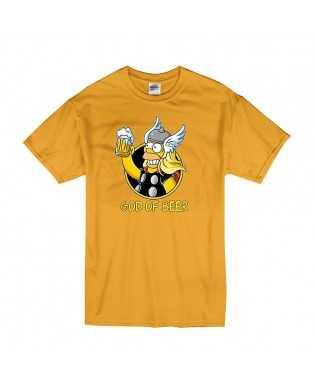 Camiseta HOMER DIOS DE LA...