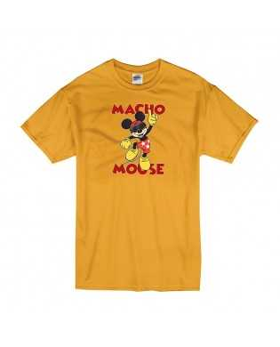 Camiseta MACHO MOUSE