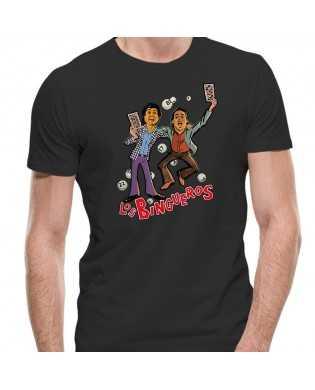 Camiseta LOS BINGUEROS