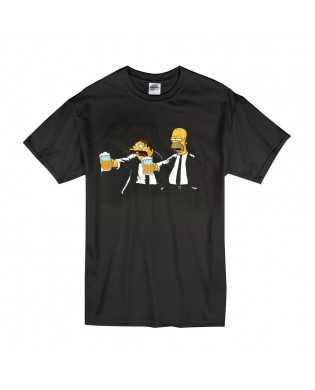 Camiseta PULP SIMPSON