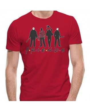 Camiseta Amigos del Terror
