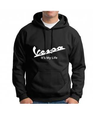Sudadera VESPA IT'S MY LIFE