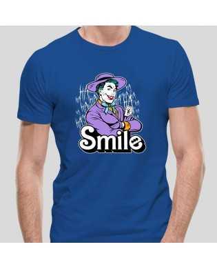 Camiseta Joker Smile