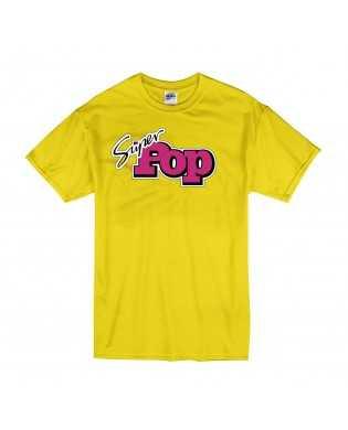 Camiseta Super Pop