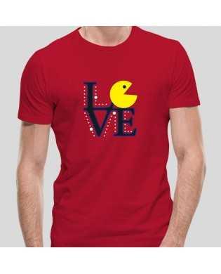 Camiseta Pac Love