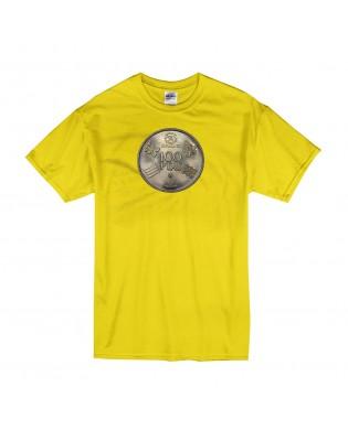 Camiseta Moneda Mundial 82
