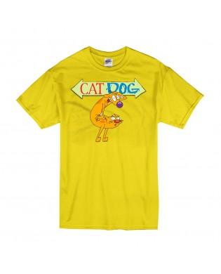 Camiseta CatDog