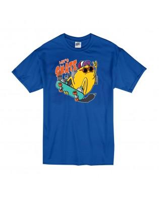Camiseta Let's Skate