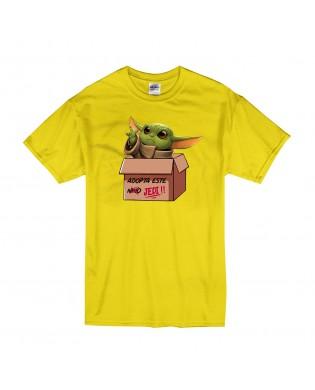 Camiseta El Pequeño Yoda