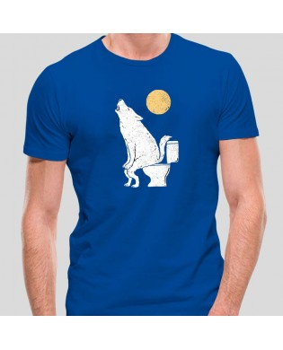 Camiseta Aullando en la Noche