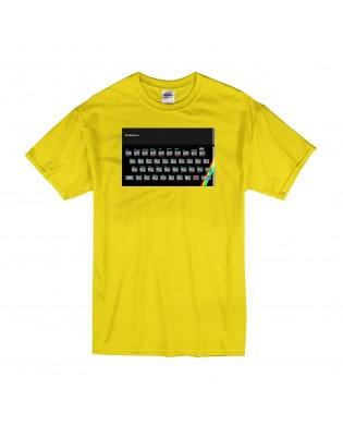 Camiseta Teclado ZX Spectrum