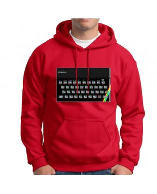 Sudadera Teclado ZX Spectrum