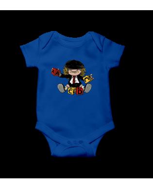 Body bebé ACDC