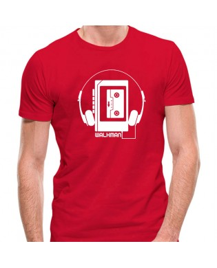 Camiseta Walkman
