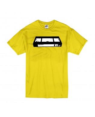 Camiseta Cinta Video Cassette