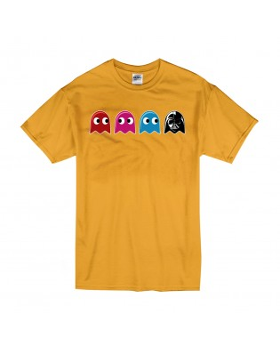 Camiseta Darth Pac Man