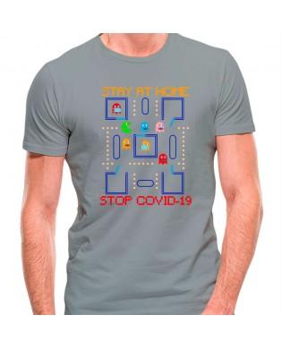 Camiseta Stop Covid-19