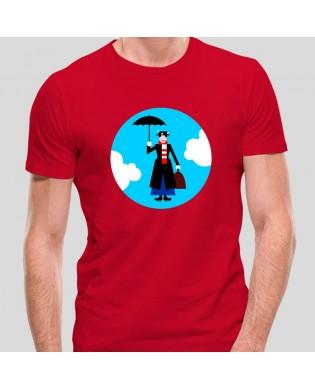 Camiseta Mary Poppins