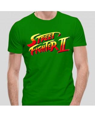 Camiseta Street Fighter II