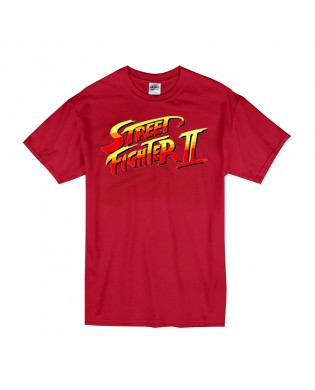 Camiseta Street Fighter II