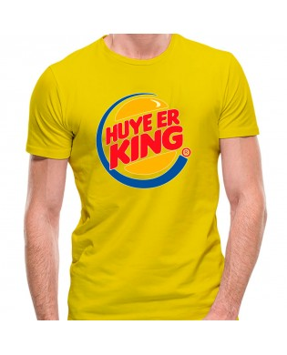 Camiseta Huye Er King
