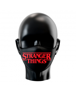 Mascarilla Stranger Things