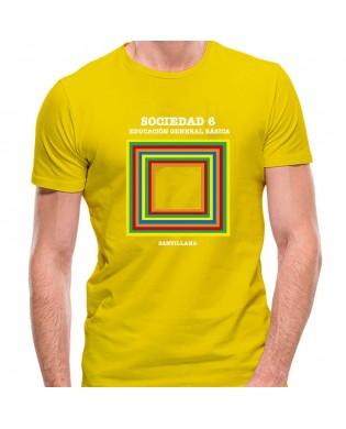 Camiseta EGB Sociales...