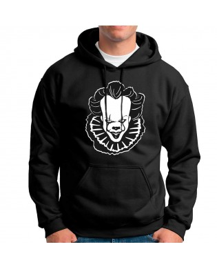Sudadera Payaso IT