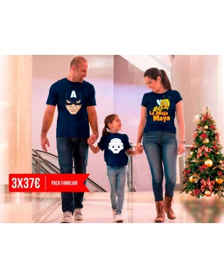 OFERTA PACK FAMILIAR ¡¡3...