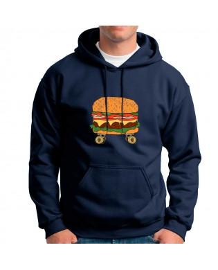 Sudadera Hamburguesa...