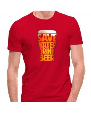 Camiseta Salvemos el agua,...