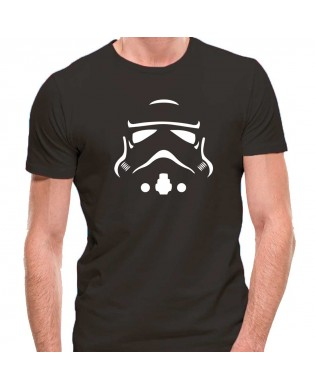 Camiseta Casco Star Wars