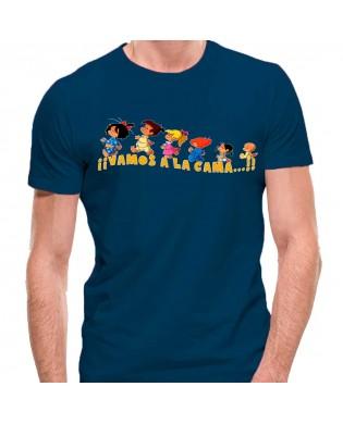 Camiseta Egb Vamos a la Cama