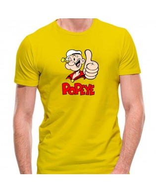 Camiseta Popeye Rostro