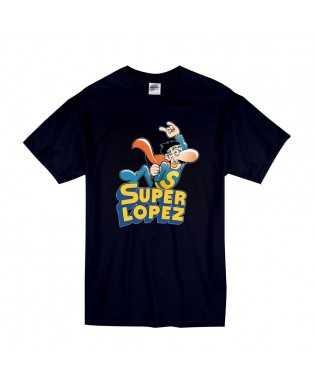 Camiseta SUPER LÓPEZ