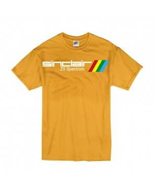 Camiseta SINCLAIR ZX SPECTRUM